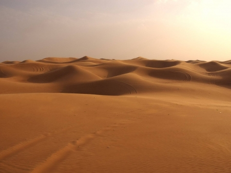 desert dunes - desert dunes, nature, cool, fun