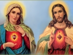 Sacred Hearts of Jesus and Mary