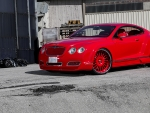 Wide Body Bentley Continental GT