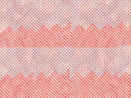 weaves - abstract, checks, pink, 22657