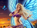 Ellayne the fairy