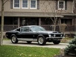 1968 Ford Shelby Mustang
