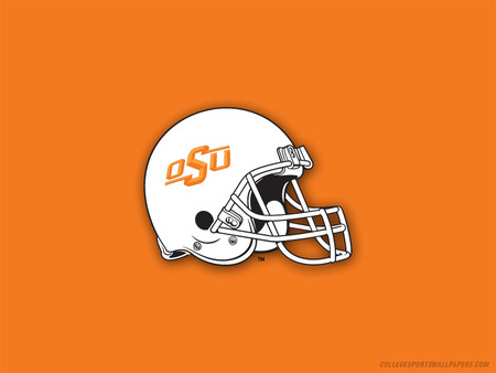 Oklahoma State Logo Football Sports Background