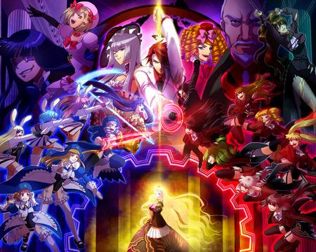 Umineko No Naku Koro Ni Other Anime Background Wallpapers On