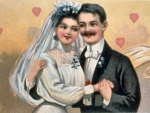 Victorian Newly Weds