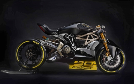 Ducati 'draXter' XDiavel Concept - XDiavel, draXter, Ducati, motorbike, Concept