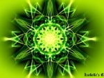 Green Abstract ♥