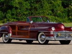 1946 - 1949 Chrysler Town & Country Convertible