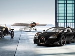 bugatti veyron legends edition black bess