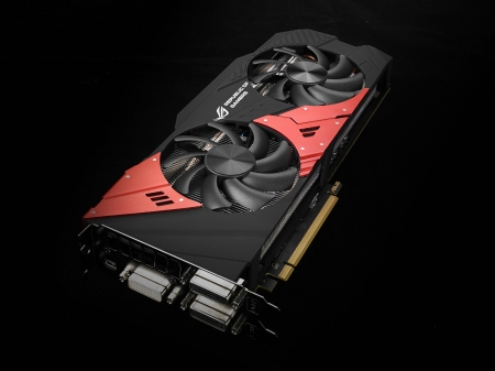 Asus Nvidia GeForce GTX 760 - geforce, nvidia, graphics card, PC, technology, high end, PC Gaming, GTX 760, GPU, gaming, ASUS, electronics