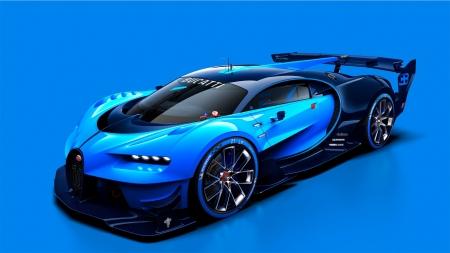 New Bugatti Chiron Blue Bugatti Cars Background Wallpapers On