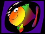 Brightly Colored Fish