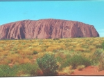 Ayers Rock, Central Australia