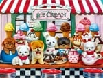 Puppy Ice Cream Parlor F
