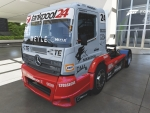 Mercedes-Benz #24 Tankpool24 Racing Truck 2015
