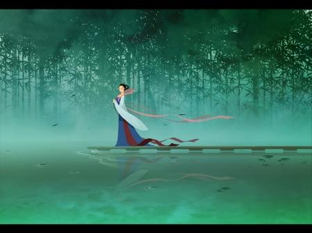 Mulan Fantasy Abstract Background Wallpapers On Desktop Nexus Image 2164723