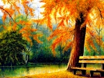 Nice painting of nature