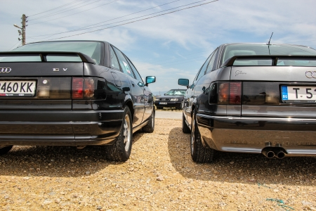 Audi 80 and 90 - 80, 90, clean, b3, kamei, audi, cars, booties, bulgaria