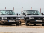 Audi 80 and 90 front