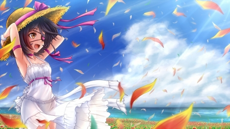 Phenomenal Windy Day Other Anime Background Wallpapers On Desktop Best Image Libraries Sapebelowcountryjoecom
