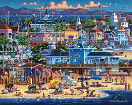 Newport Beach Other Abstract Background Wallpapers On Desktop Nexus Image 2165458