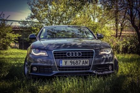 Audi A4 B8 Audi Cars Background Wallpapers On Desktop