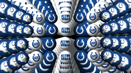 Indianapolis Colts Background Orbs 1 Football Sports