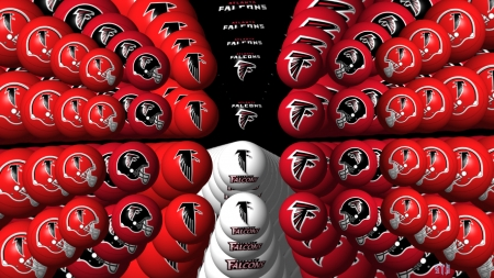 Atlanta Falcons background orbs 1