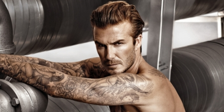David Beckam - David Beckam, tattoo, man, model