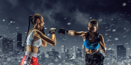 Combat Sports - mixed martial arts, sport, fighting, combat, Women, sports, fight, MMA