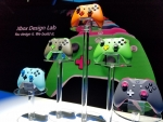 Xbox design lab controller colours