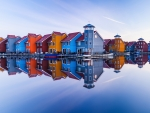 The Netherlands ~ the city of Groningen