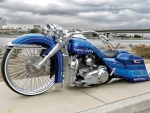 | Custom 2014 Harley-Davidson Road King