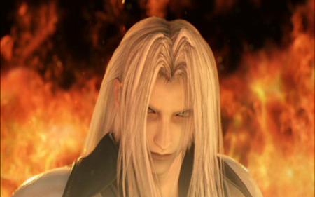 Sephiroth - sephiroth, firebat, final fantasy