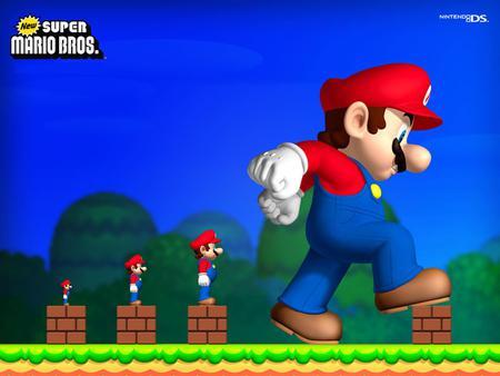 Super Mario Super - donkey kong, bowser, yoshi, super mario, king boo, nintendo ds, petey piranha, princess peach, mario, koopalings, toad, diddy kong, waluigi, dry bones, wario, toadette, rosalina, bowser jr, luigi, nintendo wii