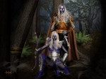 Drow Elves Defenders
