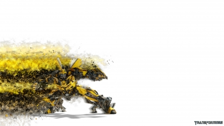 Transformers Bumblebee 4k Movies Entertainment Background