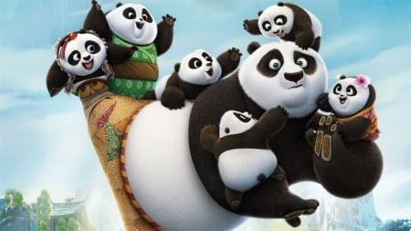 Kung Fu Panda Movies Entertainment Background Wallpapers On