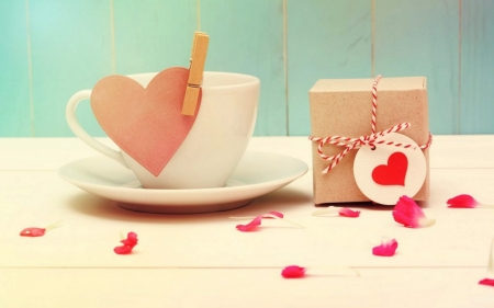 With Love - with love, From the heart, sweet mornind, romantic day, gift, for you