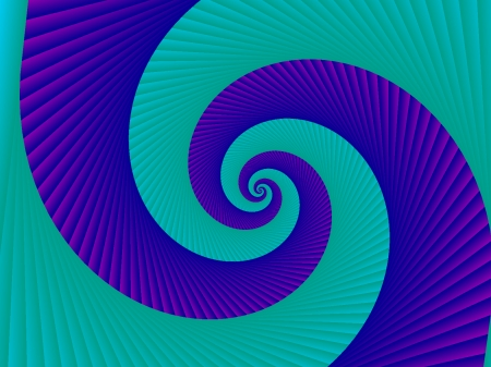 Corrigated Spiral