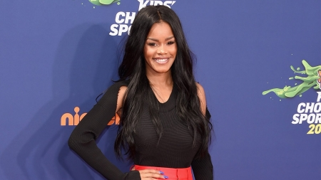 Teyana Taylor Music Entertainment Background Wallpapers On