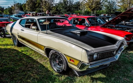 Ford Torino Gt Ford Cars Background Wallpapers On
