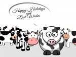 Holiday Cows