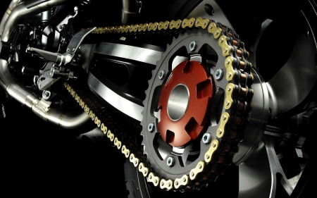 Motorcycle Chain - chain, auto, bike, Motorcycle Chain