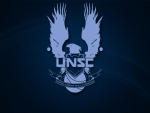 UNSC Wallpaper (bright logo)