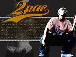 Tupac 2Pac Amaru Shakur by duke