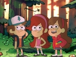 Dipper, Mabel, and Megan