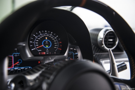 Koenigsegg One:1 - speedometer, Interior, super car, One 1, car, auto, Koenigsegg