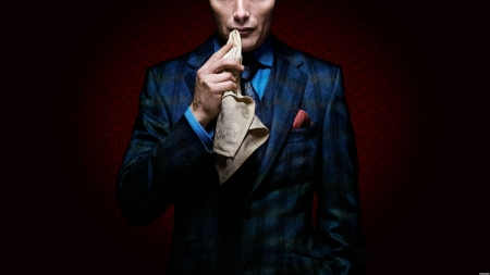 Mads Mikkelsen - Hannibal - Danish, film, Mads Mikkelsen, Hannibal Lecter, tv show, Dr Hannibal Lecter, tv series, Hannibal, actor