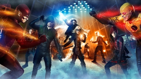 Legends of Tomorrow - 2016, series, Legends, tv, tomorrow
